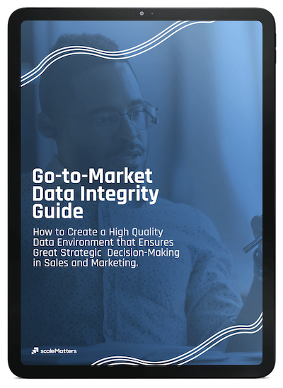 Go to Market Data Integrity Guide