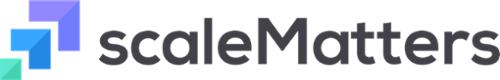 scaleMatters Logo Horizontal Small